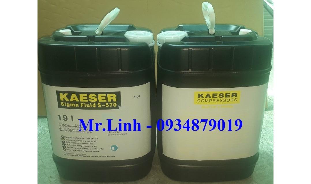Dầu máy nén khí Kaeser S-570