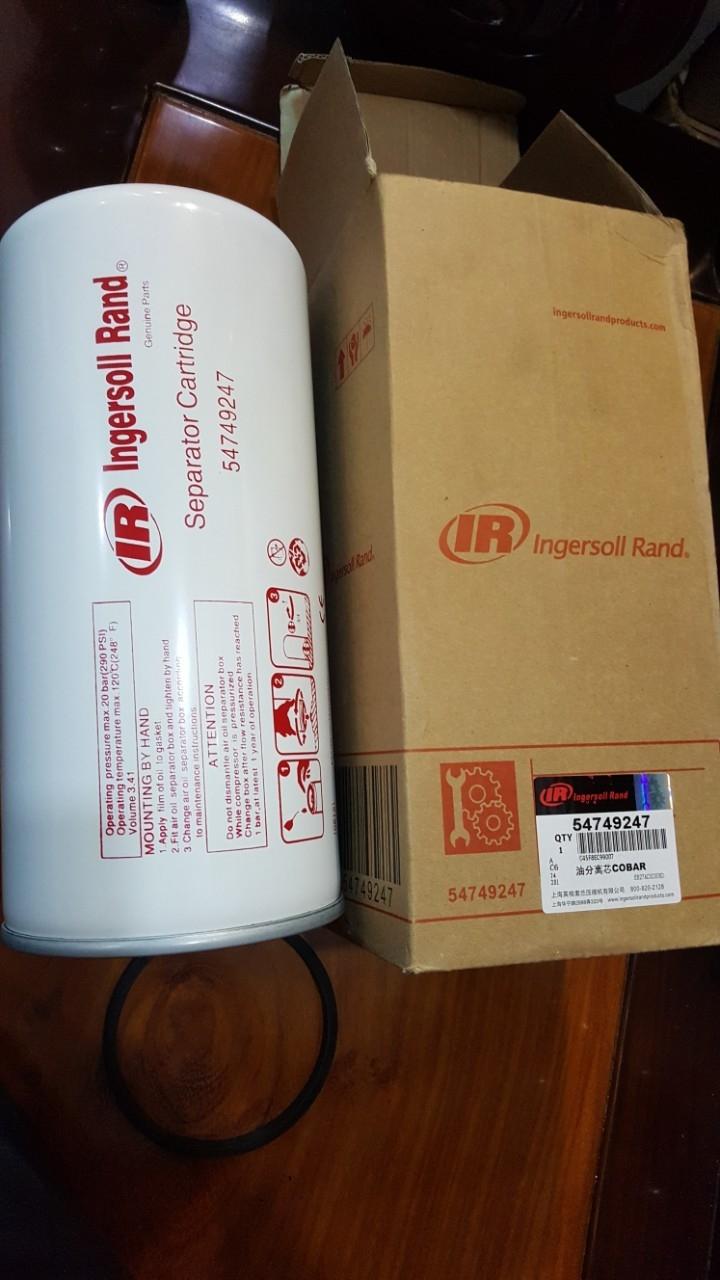 Lọc tách dầu máy nén khí Ingersollrand 54749247