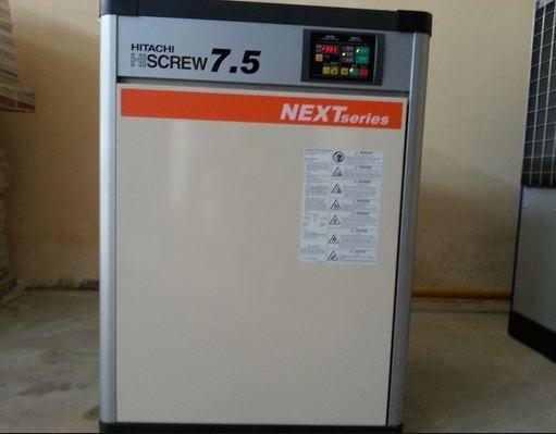 Cho thuê máy nén khí 7,5KW