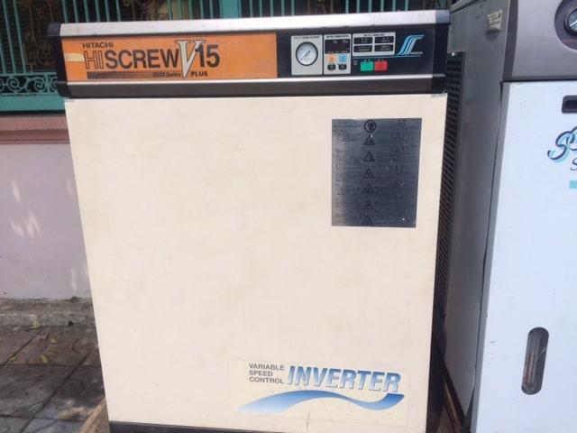 Cho thuê máy nén khí 15KW