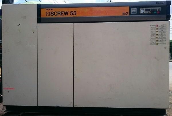 Cho thuê máy nén khí 55KW
