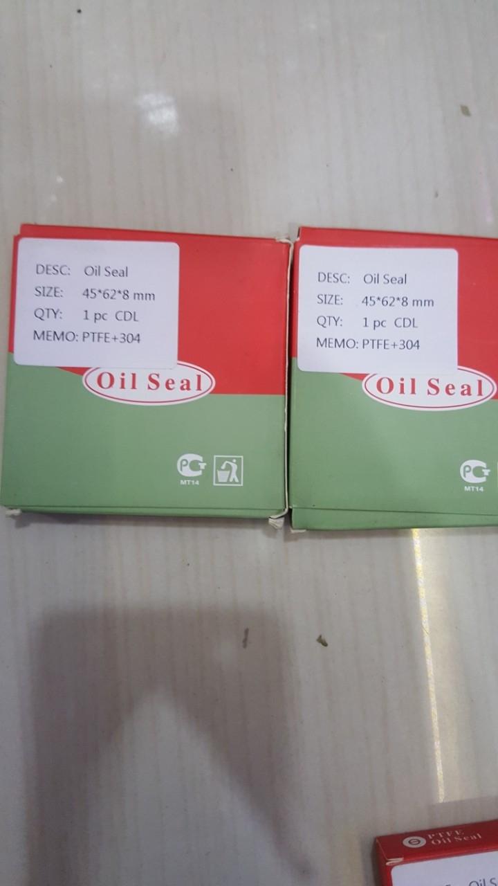 Phớt chặn dầu 45x62x8