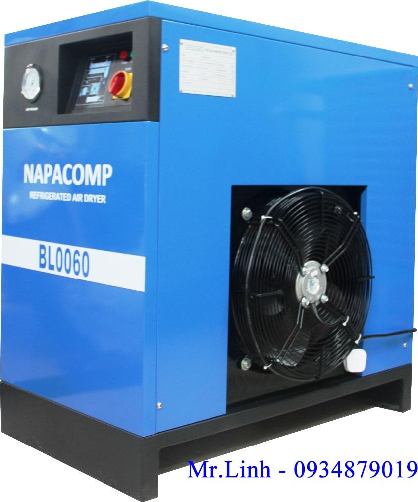 Máy sấy khí Napacomp